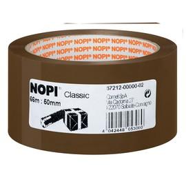 Klebeband NOPI Tesapack 50mm x 66m braun Classic PP Tesa 57212-00000-04 (RLL=66 METER) Produktbild