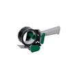 Klebebandabroller grün 50mm / H15 / leise abrollend Produktbild Additional View 1 S