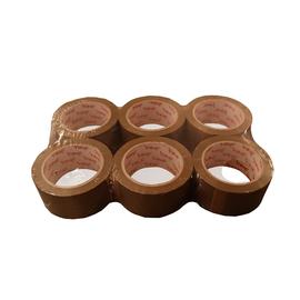 PVC Klebeband braun 50mm x 66m / 33µ / Naturkautschuk Produktbild