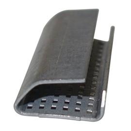 Verschlusshülse 16x30mm aussen glatt innen geriffelt (KTN=1000 STÜCK) Produktbild