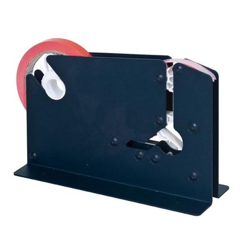Beutelschliesser für Klebeband bis 12mm blau E7-R mit Trennmesser Produktbild Additional View 1 L
