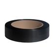 PP Umreifungsband schwarz 12,7 x 0,75mm / 2000m / Kern: 406mm (RLL=2000 METER) Produktbild