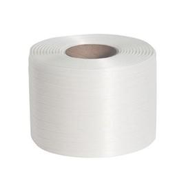 Ballenpressband weiß 13mm x 500m (RLL=500 METER) Produktbild