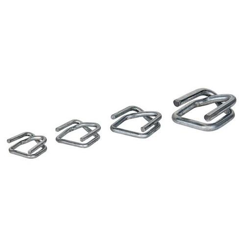 Metallklemme verzinkt für Polyester Fadenband 13mm (KTN=1000 STÜCK) Produktbild Additional View 1 L
