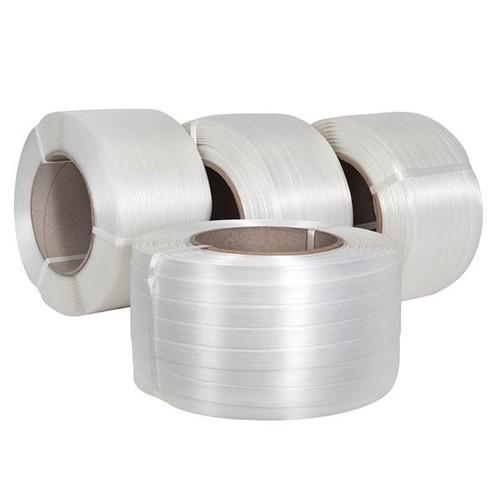 Polyester Compositband weiß 16mm x 850m (RLL=850 METER) Produktbild Additional View 1 L