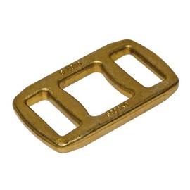Metall Verschlussklemme für Lashband (150 SCW, 200 SCW) 40mm Produktbild