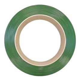 PET Umreifungsband grün geprägt 15,5 x 0,60mm / 2000m / Kern: 406mm (RLL=2000 METER) Produktbild