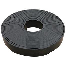 EPDM Abstreiferband schwarz 40mm x 10m / 4mm (RLL=10 METER) Produktbild