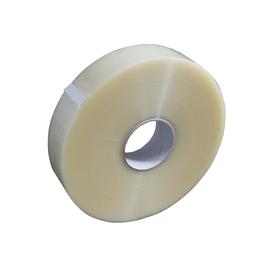 PP Automatenklebeband transparent 50mm x 990m / 28µ / Hotmelt (RLL=990 METER) Produktbild