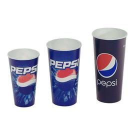 "Hartpapierbecher Druck ""Pepsi Cola"" 0,3l (PACK=80 STÜCK) Produktbild"