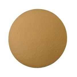 Tortenscheibe rund Ø28cm gold (PACK=100 STÜCK) Produktbild