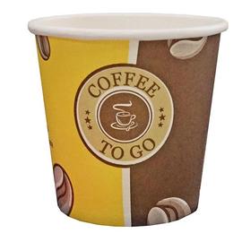 Coffee to go Becher Espresso Neutraldruck 0,1l (PACK=100 STÜCK) Produktbild