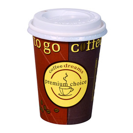 Coffee to go Becher Premium Choice 0,3l (PACK=50 STÜCK) Produktbild