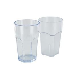 Mehrwegtrinkbecher Caipirinhaglas 0,4l glasklar Produktbild