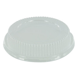 OPS Deckel hoch für Salatschalen rund 1140ml / transparent (PACK=50 STÜCK) Produktbild
