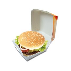 Burger-Box Fresh & Tasty groß 135x155x125/105x75mm (PACK=400 STÜCK) Produktbild