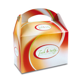 Lunch-Box Fresh & Tasty 180x130x115mm (PACK=200 STÜCK) Produktbild