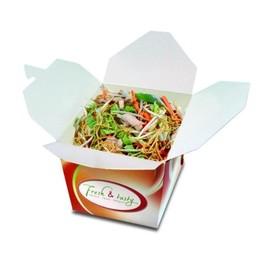 Asia-Box Fresh & Tasty 90x110x88mm (PACK=150 STÜCK) Produktbild