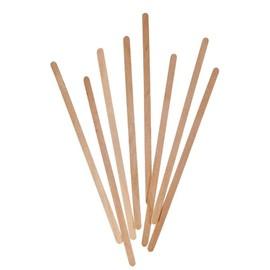 Rührstäbchen Holz 140mm (PACK=1000 STÜCK) Produktbild