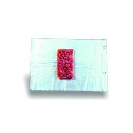 HDPE Zuschnitte geblockt 1/8 Bogen 25x36cm 6my transparent (KTN=4000 STÜCK) Produktbild