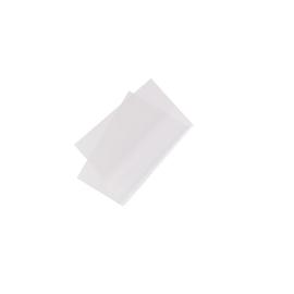 OPP Zuschnitte 1/32 Bogen 12x18cm 20my klar Zellglasersatz Sahneabdeckpapier (PACK=8000 STÜCK) Produktbild