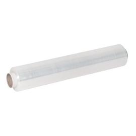 Handstretchfolie 75% recycelt transparent 45 cm x 300m / 17µ mindestens 51% PCR-Anteil Produktbild
