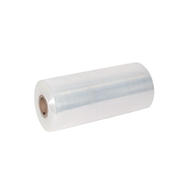 LDPE Maschinenstretchfolie transparent 50cm x 1400m / 23µ / LC2 (RLL=16 KILOGRAMM) Produktbild