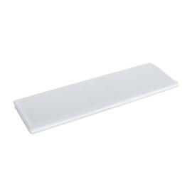 LDPE Schrumpfhaube transparent 1250 + 850 x 2000mm / 125µ mit Seitenfalte Produktbild