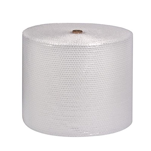 LDPE Luftpolsterfolie transparent 50cm x 100m / 60µ / 2-lagig (RLL=100 METER) Produktbild