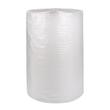 LDPE Luftpolsterfolie transparent 100cm x 100m / 80µ / 2-lagig (RLL=100 METER) Produktbild