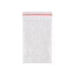LDPE Luftpolsterbeutel transparent 200 x 300 + 50mm Klappe / 80µ / 3-lagig mit Selbstklebeverschluss (KTN=350 STÜCK) Produktbild Additional View 1 S