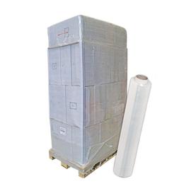 Palette / LDPE Handstretchfolie 50cm x 280m / 20µ / LC3 transparent (PAL=280 METER) Produktbild