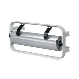 Wandabroller für Papier-/Folienrolle hellgrau / 75cm / gezahnte Schiene Standard 152 Produktbild