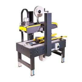 Karton Verschließmaschine Halbautomat manuelle Formateinstellung Produktbild