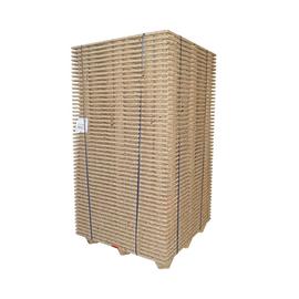 Palette / Pressholzpalette braun / INKA F8/LF 800 x 1200mm Produktbild