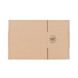 Wellpappe Faltkarton braun 215 x 120 x 85mm / 1.10C / FEFCO 0201 Produktbild Additional View 1 S