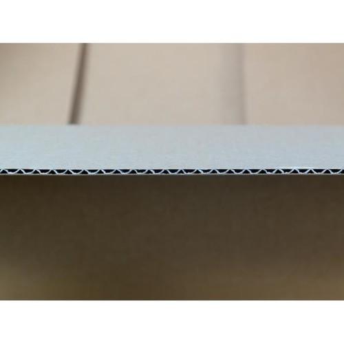 Wellpappe Faltkarton braun 215 x 120 x 85mm / 1.10C / FEFCO 0201 Produktbild Additional View 2 L