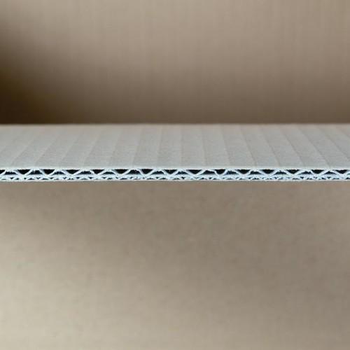Wellpappe Faltkarton braun 455 x 320 x 275mm / 2.30EB / FEFCO 0201 Produktbild Additional View 2 L