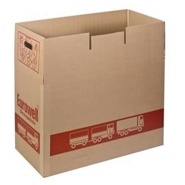 Wellpappe Umzugskarton braun 679 x 335 x 445mm / Qualität 2.30 Produktbild