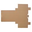 Wellpappe Versandverpackung braun für Ordner DIN A4 / 320 x 290 x 80/65mm Produktbild Additional View 4 S