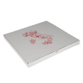 Pizzakarton Neutraldruck Modell Taglio Kraft 50x50x5cm (PACK=50 STÜCK) Produktbild