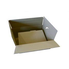 Wellpappe Stanzverpackung braun 284 x 284 x 167mm / 1.10B / FEFCO 0701 Tigerspeed Box II Produktbild