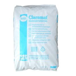 Salztabletten für Wasserenthärtungsanlagen / 25kg Sack Produktbild
