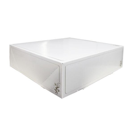 Tortenkarton Motiv 573 /  2-teilig / 42x42x12cm (KTN=25 STÜCK) Produktbild