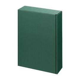 Geschenkverpackung Modern grün Für 3 Flaschen / inkl. Einlage Famulus 000324 Produktbild