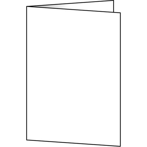 Faltkarten Inkjet Laser Kopier A6 185g Weiß Beidseitig Bedruckbar Sigel Dp671 Pack 50 Stück